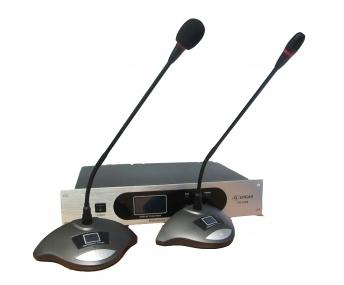 ชุดไมโครโฟนประธาน GYGAR CG-202D