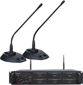 ชุดไมค์ประชุมไร้สาย GYGAR CONTROL SYSTEM รุ่น GW-819M