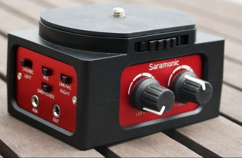 Saramonic SR-AX101