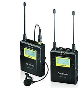 Saramonic TX9 Set 1 UHF Wireless Microphone