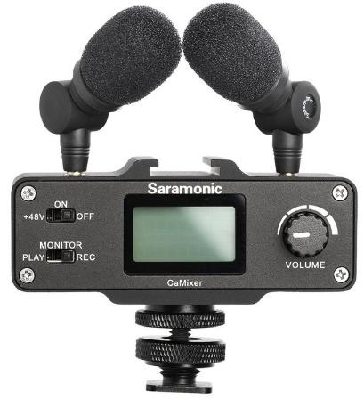 Saramonic CaMixer Microphone