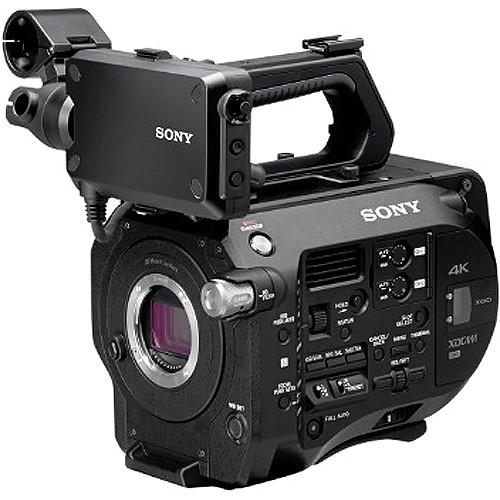 ราคากล้องวีดีโอ Sony PXW-FS7 XDCAM Super 35 Camera System