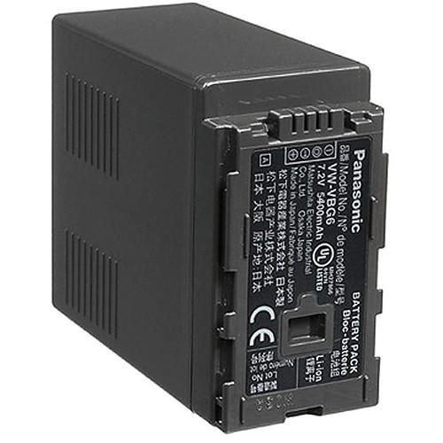 แบตเตอรี่ Panasonic VW-VBG6 Lithium-Ion Battery Pack (7.2V, 5400mAh)