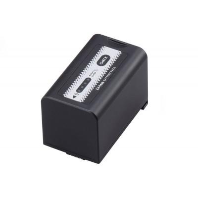 Panasonic AG-VBR59E 5900mAh 7.28V Battery for AG-DVX200  AJ-PX270