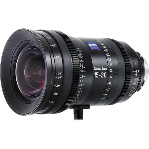 เลนส์ Zeiss ขนาด  15 - 30mm CZ.2 Compact Zoom Lens (Sony E Mount, Feet)