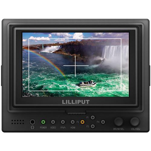 จอมอนิเตอร์  Lilliput 569O/P 5 นิ้ว Camera-Top Monitor