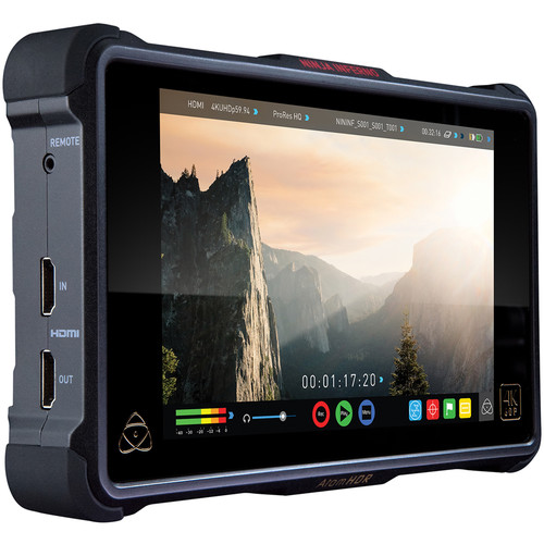 Atomos Ninja Inferno 7นิ้ว  4K HDMI Recording Monitor