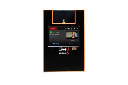 LU600-LiveU Streaming