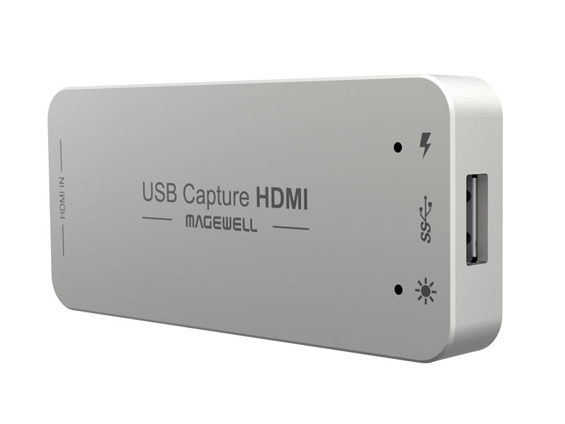 Magewell XI100DUSB-HDMI HDMI to USB 3.0 Video Capture Dongle