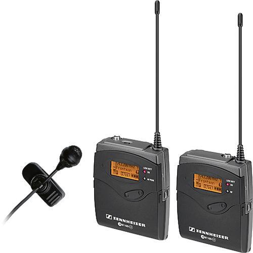 SennheiserEW122-P G3 Camera Mount Wireless