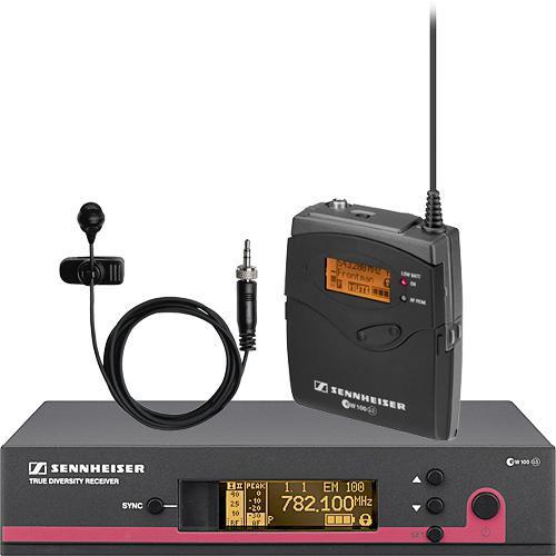 Sennheiser ew 122 G3 Wireless Bodypack Microphone