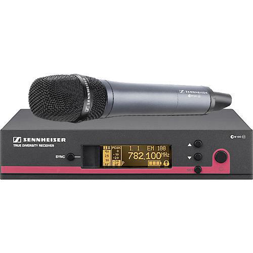 SENNHEISER EW165 G3 Wireless Handheld Microphone
