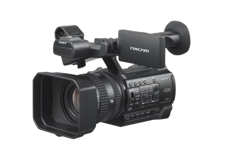 กล้องวีดีโอ SONY HXR-NX200 4K NXCAM 1.0 inch Exmor R CMOS