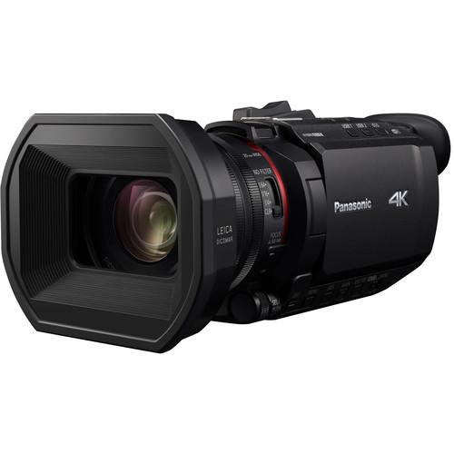 Panasonic HC-X1500 4k Professional Camcorder