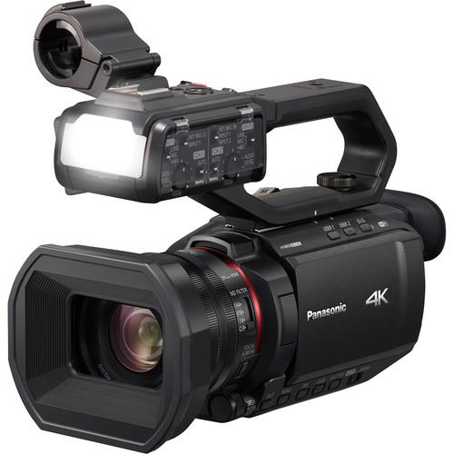 Panasonic HC-X2000 UHD 4K 3G-SDI-HDMI Professional Camcorder