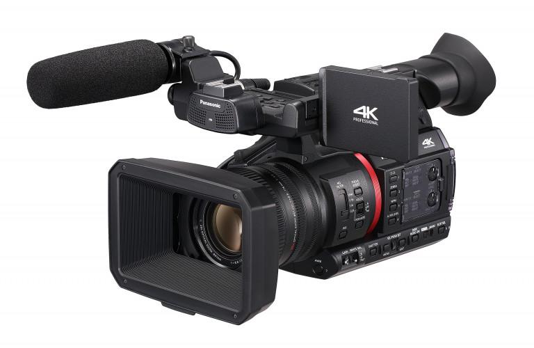 กล้องวีดีโอ Panasonic AG-CX350 4K 1 inch MOS Sensor Camcorder 4