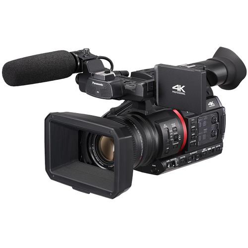 กล้องวีดีโอ Panasonic AG-CX350 4K 1 inch MOS Sensor Camcorder