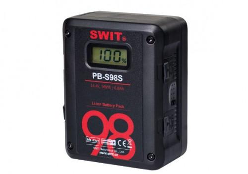 SWIT PB-S98S Battery V-Mount 98Wh