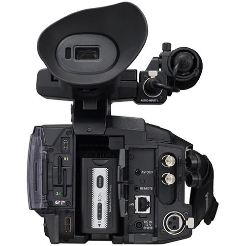 กล้องวีดีโอ Panasonic AG-CX350 4K 1 inch MOS Sensor Camcorder 2