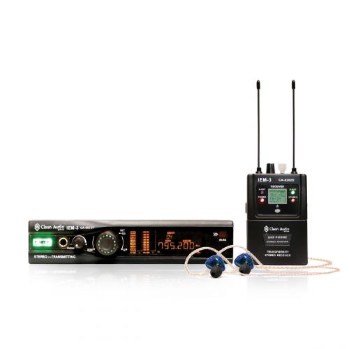 Clean Audio IEM-3