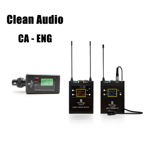 Clean Audio CA-ENG
