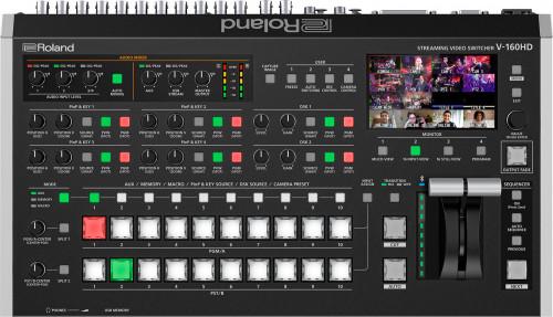 Roland V-160HD Streaming Video Switcher