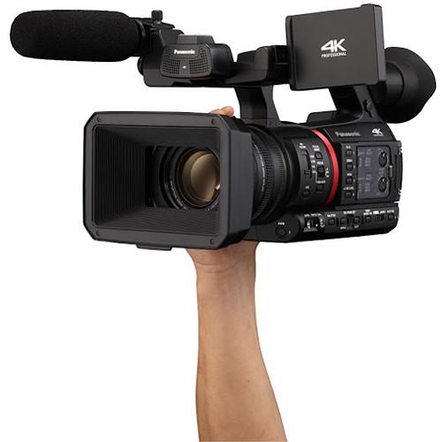กล้องวีดีโอ Panasonic AG-CX350 4K 1 inch MOS Sensor Camcorder 3