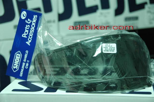 ชิว หมวก SHOEI CW1 สำหรับหมวกรุ่น X12, RF1100