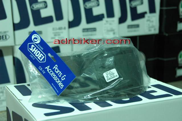 ชิว หมวก SHOEI CX1V สำหรับหมวกรุ่น X11, Multitec