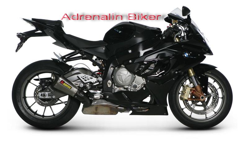 ท่อ Akrapovic Shorty สำหรับ BMW S1000RR