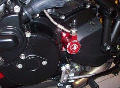 Ducabike Cluth slave cylinder 30 mm  ปั๊มคลัชท์ล่าง สำหรับ Diavel