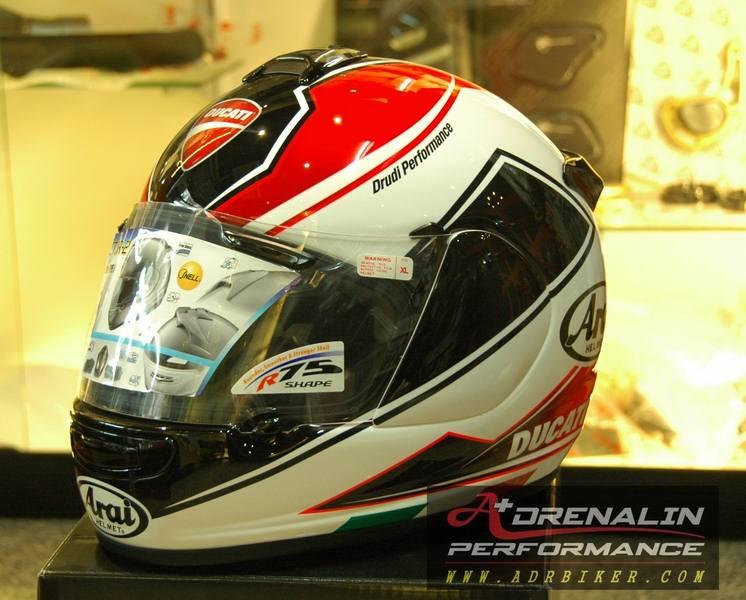 หมวก Ducati Theme USA