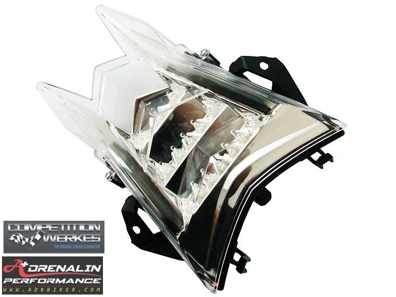 ไฟท้าย  Competition werkes Integrated Taillight สำหรับ S1000RR  ปี 2010-2014