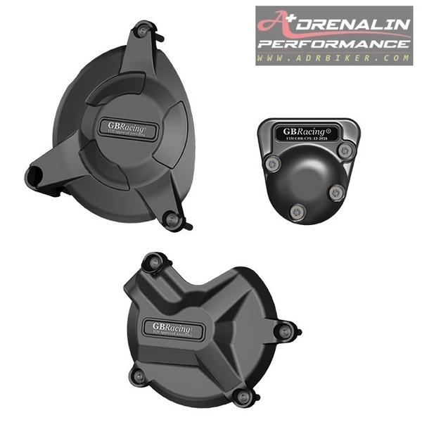GB Racing -  กันเเคร้ง (ENGINE COVER SET) ซ้าย-ขวา สำหรับ  S1000R
