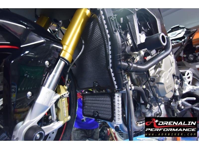 RG การ์ดหม้อน้ำ + การ์ดออย (Radiator and oil Guard)  สำหรับ S1000R naked