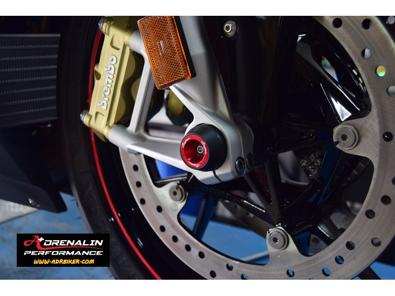 Lightech - กันล้มหน้า+หลัง Wheel Axle Sliders  สำหรับ S1000R naked