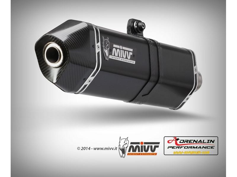 ท่อ MIVV รุ่น Speed Edge สลิปออน สำหรับ S1000XR  15+