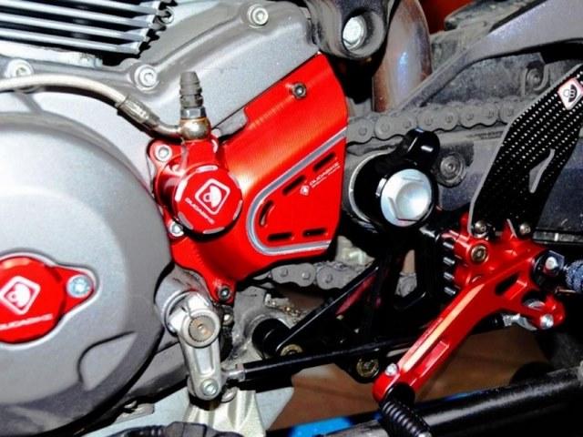 ครอบสเตอร์หน้า Ducabike สำหรับ Multi 2015+