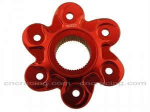 CNC Racing Rear sprocket flange ฮับสเตอหลัง สำหรับ Ducati Panigale 1199 (รหัสสินค้า FL501)