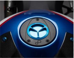 ฝาถังน้ำมัน Lightech  รุ่น spin lock สำหรับ BMW  S1000R naked 2014+