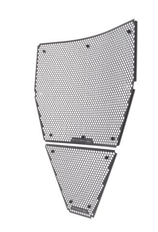 Evotech การ์ดหม้อน้ำ (RADIATOR GUARD) สำหรับ Street fighter V4