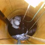 รับทำงานในที่อับอากาศ ทำความสะอาดบ่อบำบัด ที่เป็นบ่อใต้ดินหรือในที่อับอากาศ