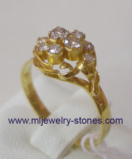 แหวนเพชรเก่าโบราณ (จินเจนเบอรันเลียน)