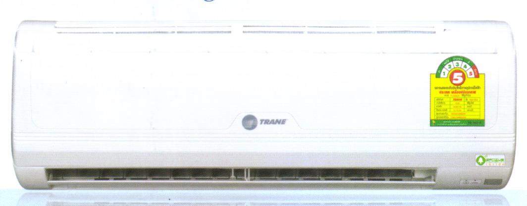 เครื่องปรับอากาศ Trane แอร์ เทรน TTK512MB5/MCW5129B5