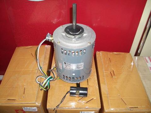 CDU Motor มอเตอร์พัดลม คอยล์ร้อน อะไหล่ สำหรับ เครื่องอากาศ แอร์  TRANE เทรน
