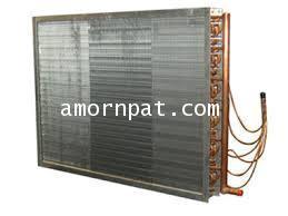 coil Replacement แผง คอยล์ รังผึ้ง อะไหล่  สำหรับ เครื่องปรับอากาศ แอร์  เทรน  TRANE
