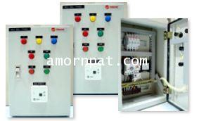 AHU Starter Panel แผงควบคุม Air Handling Unit สำหรับเครื่องปรับอากาศ TRANE เทรน_Copy