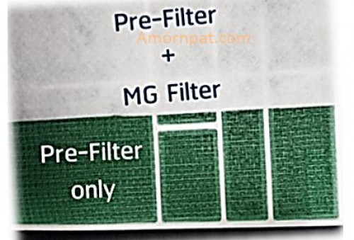Filter ฟิลเตอร์ แผ่นกรองอากาศ อะไหล่ สำหรับ เครื่องปรับอากาศ แอร์ เทรน  TRANE_Copy_Copy