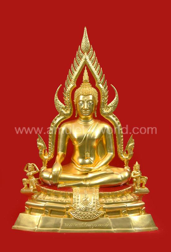 ชินราช หลวงพ่อแพ ตัก 9 นิ้ว รุ่น กฐินฮาวาย ปี 39