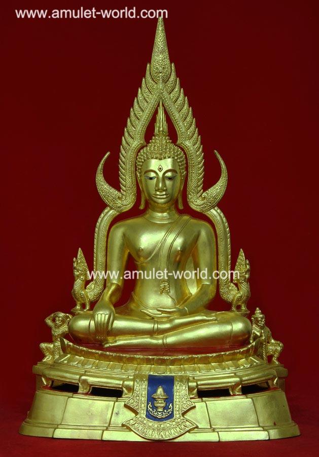พระพุทธชินราช พระมาลาเบี่ยง ปี ๒๕๒๐ หน้าตัก 9.9 นิ้ว